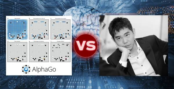 AlphaGo vs 李世石