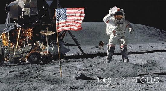 被美国军方封锁30年的月球机密