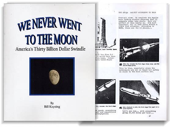 《我们从未登上月球》